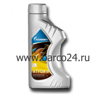 фото Gazpromneft ATF DX II , картинка Gazpromneft ATF DX II