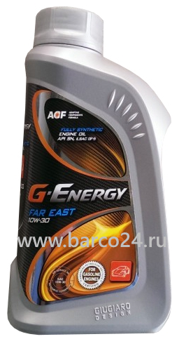 фото G-Energy Far East 10W-30 , картинка G-Energy Far East 10W-30